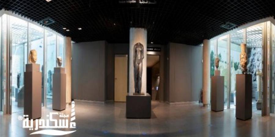 بعد غياب خمس أعوام فى العواصم الأوروبية والولايات الأمريكية.. عودة الآثار الغارقة لمتحف مكتبة الإسكندرية