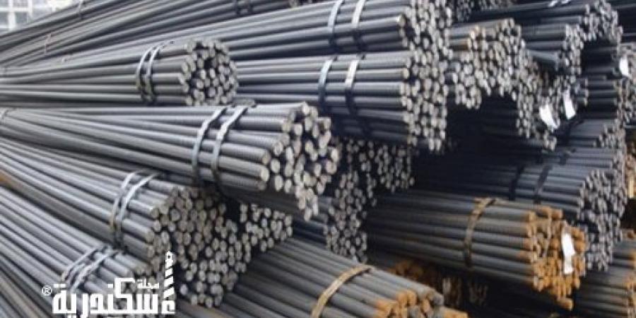 تجارية الاسكندرية...انخفاض سعر الحديد والاسمنت خلال الفترة المقبلة خاصة شهرى يونيو ويوليو