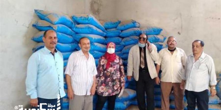 زراعة الإسكندرية...حملة لمراجعة مستندات صرف الأسمدة الأزوتية بالجمعيات