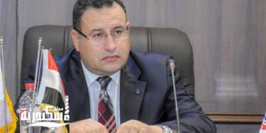"""""""رئيس جامعة الإسكندرية """"يهنئ أعضاء هيئة التدريس المنشورة أبحاثهم ضمن قائمة «Scopus»"""