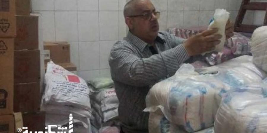 """""""تموين الاسكندرية"""" تحرير 1319 محضرًا تموينيًا في الأسواق والمخابز خلال شهر"""