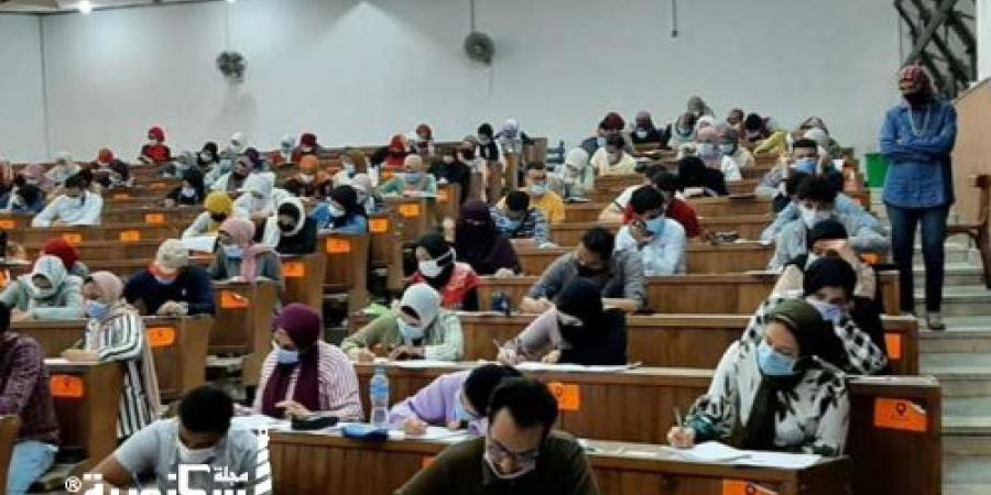 آداب الإسكندرية...ضبط 22 حالة غش منذ بدء امتحانات الفصل الدراسى الثانى