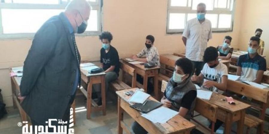 تعليم الإسكندرية.... لا شكاوى من امتحان الدراسات لطلاب الشهادة الإعدادية