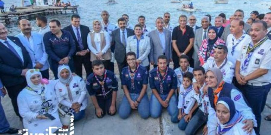 فعاليات مبادرة «إسكندرية بتفرح»، ضمن احتفالات العيد القومي الـ٦٩ لمحافظة الإسكندرية